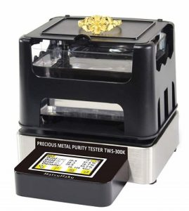 Gold Purity tester
