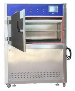 UV Accelerated weathering aging testing chamber